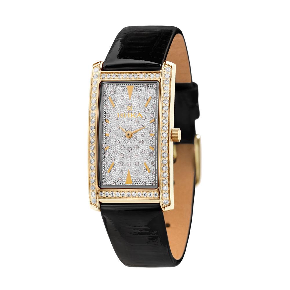Золотые женские часы НИКА 0551.2.3.28H