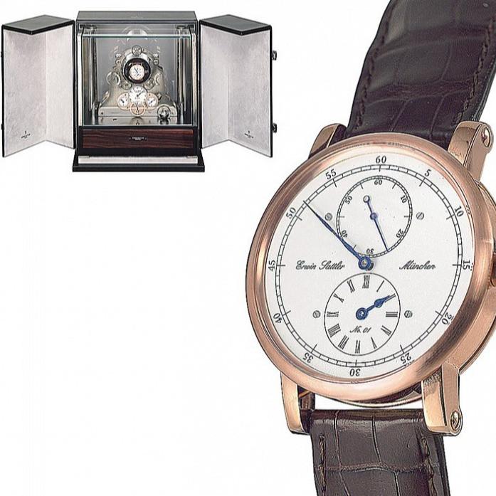 Лимитированные мужские часы